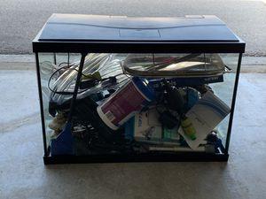 Top Fin Aquarium Starter Set for Sale in Kansas City, MO