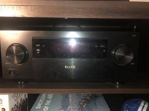 Pioneer Elite 7.2 Channel Receiver for Sale in Elk Grove, CA