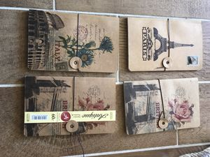 Set of 4 small journals for Sale in Peoria, AZ