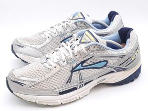 Brooks Adrenaline GTS 11th Edition Running Shoes Womens Size US 11.5 B Gray/Blue for Sale in Hayward, CA