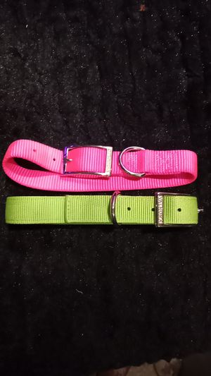 Dog collar size 18 inches for Sale in Manvel, TX