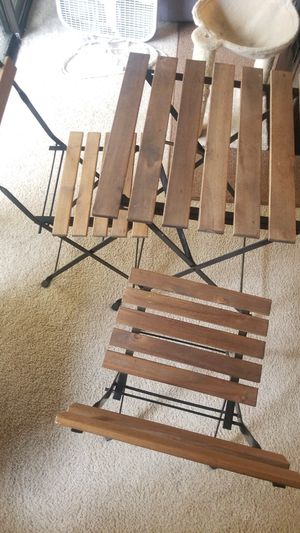 Table and chairs set for Sale in Seattle, WA