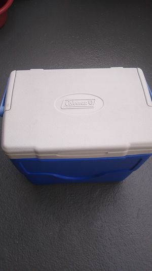 Coleman cooler for Sale in Corona, CA
