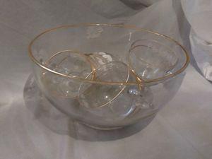 Vintage Punchbowl Set for Sale in Jacksonville, FL