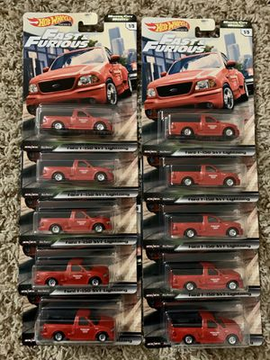 Hot Wheels Ford F-150 lightning for Sale in El Cajon, CA