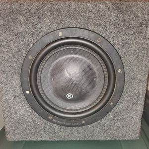 Memphis shallow mount 10 inch sub woofer for Sale in Tacoma, WA