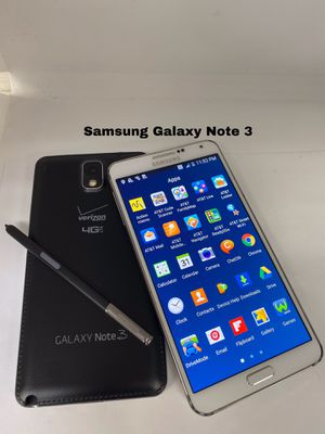 Unlocked Samsung Galaxy Note 3 for Sale in Chicago, IL