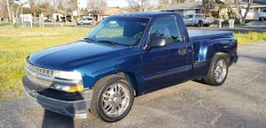 2000 GMC SIERRA STEP SIDE TRUCK V6 GAS SAVER for Sale in Fresno, CA