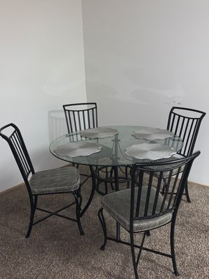 Dining table sets(chairs included) for Sale in Lynnwood, WA