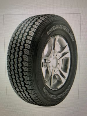 Goodyear Wrangler Armortrac NEW Set of 4 tires. for Sale in Bowie, MD