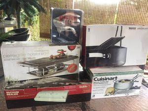 New Kitchen Items for $45 for Sale in Raleigh, NC