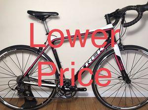 Trek Madone 4.3, Road Bike, Women's Design, Bontrager Wheels, Excellent Condition for Sale in El Segundo, CA