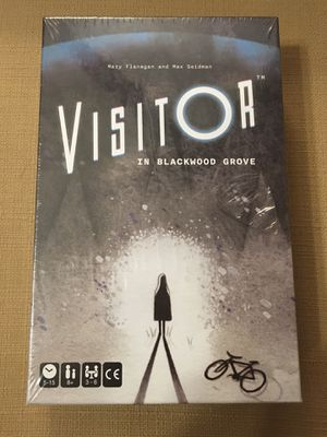 NEW! Visitor board game for Sale in Plainfield, IL
