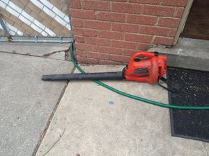Black Decker Blower for Sale in West Bloomfield Township, MI