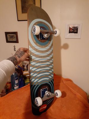 """Complete skateboard. Almost 8.25"""" deck. Independent trucks. Ojs wheels. BRAND NEW! for Sale in Buffalo, NY"""