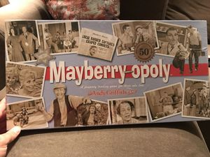 Mayberry-Opoly for Sale in Charlotte, NC