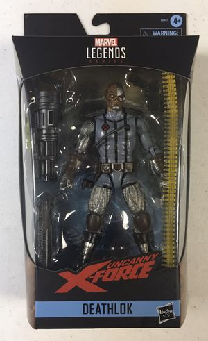 MISB Marvel Legends Xforce Deathlok Action Figure Exclusive Toys for Sale in Franklin Park, IL