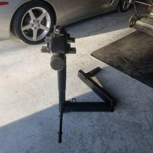 Jeep swing arm bike and gear rack. Heavy duty swings out to open back jeep hatch or window. for Sale in Brooksville, FL