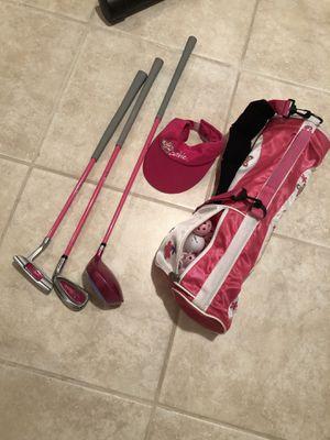 Barbie golf set for Sale in Wixom, MI