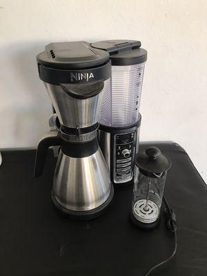 Ninja coffee maker works great! for Sale in El Paso, TX