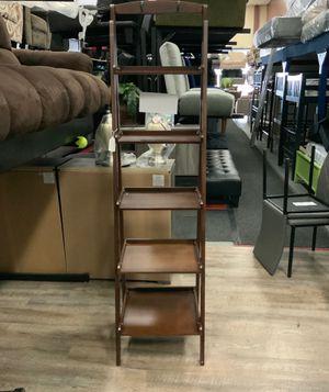 Wood Ladder Shelf for Sale in Los Angeles, CA