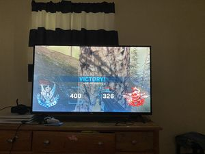 55 in tcl 4k roku tv hdr works great 2 months old for Sale in Easley, SC
