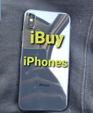 iPhone X 64gb for Sale in Baltimore, MD