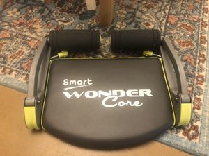 Smart Wonder Core Ab Machine Fitness Exercise Equipment for Sale in Philadelphia, PA
