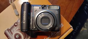Canon PowerShot digital camera with case for Sale in Riverview, FL