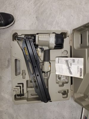 Portercable round framing nail gun new for Sale in Riverview, FL