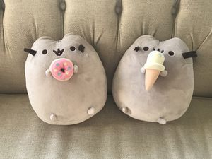 Pusheen Plushies/Stuffed Animals for Sale in San Diego, CA