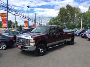 2009 Ford Super Duty F-350 DRW for Sale in Everett, WA