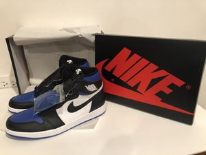 "Nike Air Jordan 1 ""royal toe"" for Sale in Oakbrook Terrace, IL"