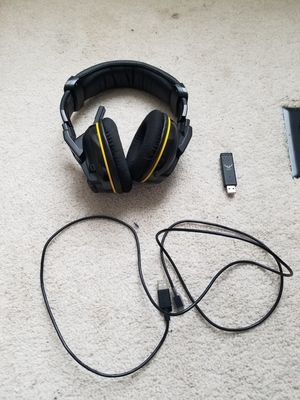 Wireless corsair Gaming headset for Sale in Silver Spring, MD