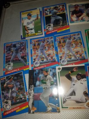 Baseball cards very nice for Sale in Norwalk, CA