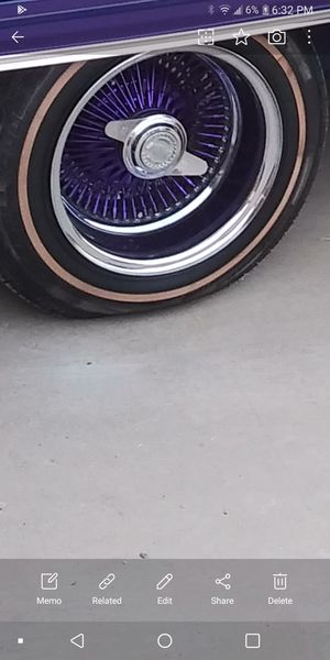 Dayton,chinas,zenith,wire wheels no adapters or knock offs for Sale in Pomona, CA