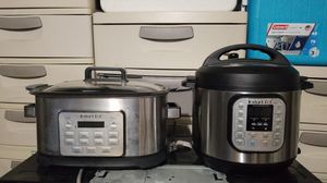 Instant Pot Duo and Gem Multicooker Combo for Sale in Valrico, FL