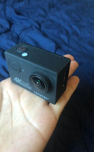 4K camera ultra hd (leadtry) for Sale in Upland, CA