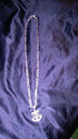 Italian Long Silver chain 925 jewelry just chain for Sale in Phoenix, AZ