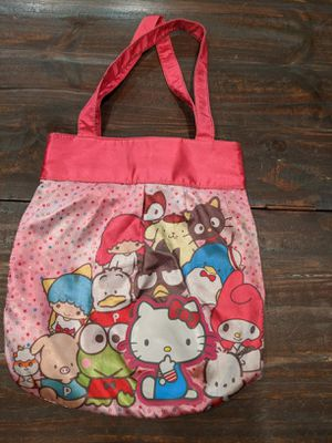 Sanrio hello Kitty characters bag for Sale in Denver, CO