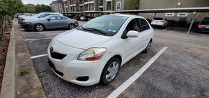 2011 toyota yaris sedan for Sale in Houston, TX
