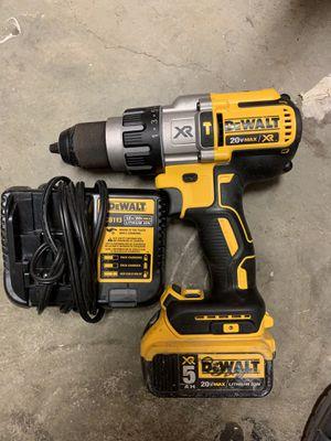 Dewalt Brushless hammer Drill for Sale in Alexandria, VA