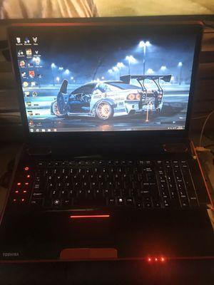 Toshiba Qosmio X505-Q870 gaming laptop for Sale in Concord, CA