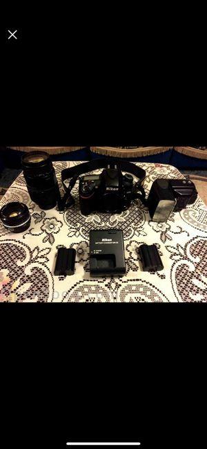 Nikon D600 full frame camera Kit!! 3 Nikon lenses & flash for Sale in Tigard, OR