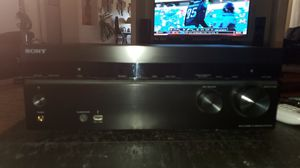 Sony STR-DH770 7.2 4K Home Theater Receiver HDCP 2.2 HDMI for Sale in Mesa, AZ