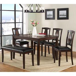 🔥New! Espresso wood dining set for Sale in Escondido, CA
