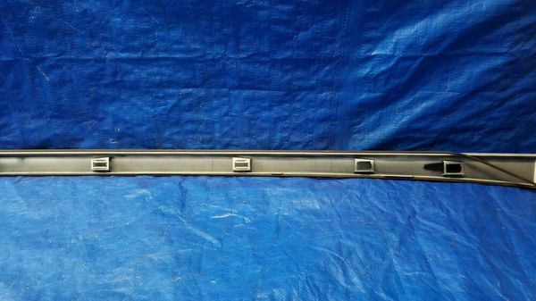 2015-2018 INFINITI QX60 LEFT DRIVER SIDE UPPER ROOF RACK RAIL MOLDING TRIM 35575