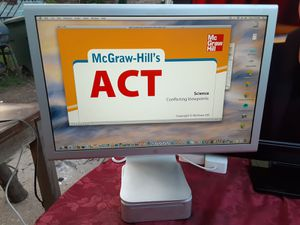 NO INTERNET ACCESS REQUIRED Mac Homeschool computer with Pre installed educational programs for Pre kindergarten through 12th grade for Sale in Washington, DC