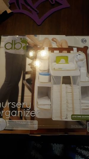 dexbaby nursery organizer for Sale in Yelm, WA