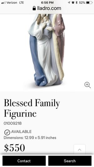 Lladro Blessed Family Figurine $350.00 brand new for Sale in East Haven, CT